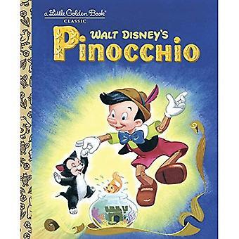 Pinocchio (Little Golden Books (Random House))