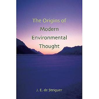 Les origines de la pensée environnementale moderne: