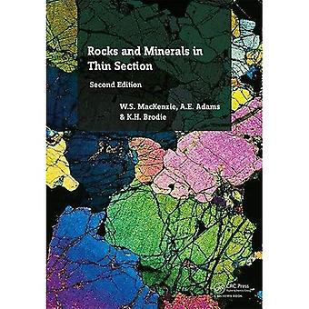 Rocks and Minerals in Thin� Section: A Colour Atlas