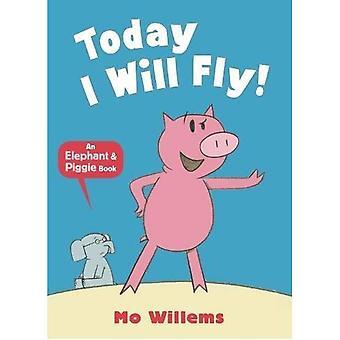 Aujourd'hui j'ai volera!