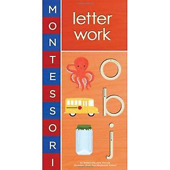 Montessori: Brev arbete