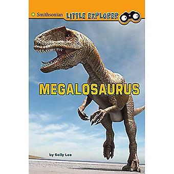 Megalozaur (Smithsonian mały odkrywca)