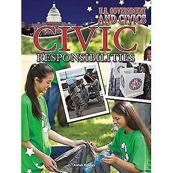 Maatschappelijke verantwoordelijkheden (Amerikaanse regering en maatschappijleer)