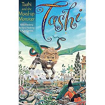 Tashi and the Mixed-up Monster (Tashi S.)