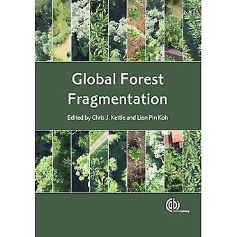 Global Forest fragmentering
