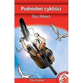 Bikers du ciel (plein vol anglais / polonais Dual Language Books)