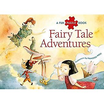Fairy Tale Adventures Puzzlebook