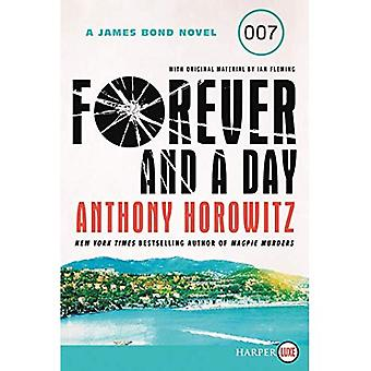 Forever and a Day - LP: A James Bond Novel