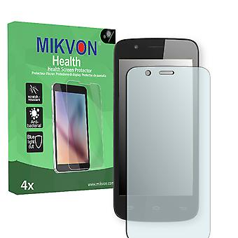 Prestigio MultiPhone 5504 Duo Screen Protector - Mikvon Health (Retail Package with accessories)