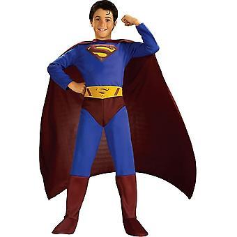 Superman Costume Child