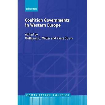 حكومات ائتلافية في أوروبا الغربية عن طريق ستروم & كاري