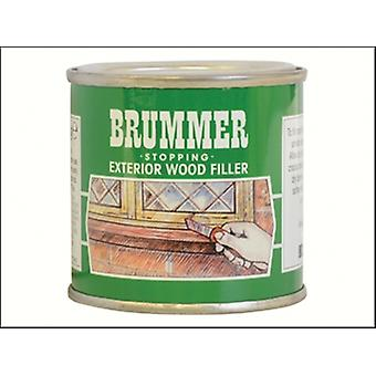 Brummer Green Label Exterior Stopping Small Medium Mahogany