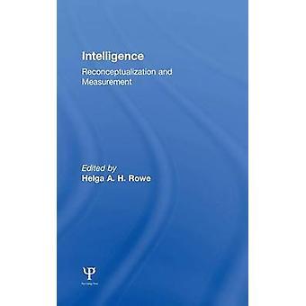 Misura da Rowe & Helga A.H. e intelligenza riconcettualizzazione