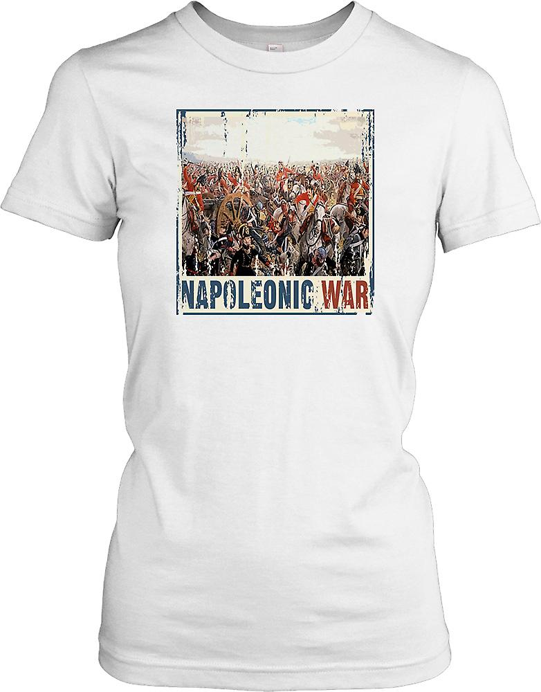 The Napoleonic War Ladies T Shirt