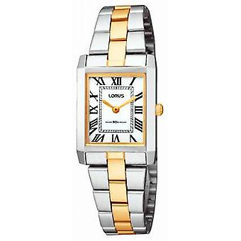 Lorus Ladies' Classic Square Bracelet RTA03AX9 Watch