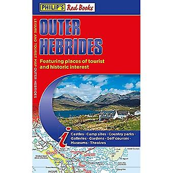 Philip's Outer Hebrides: Leisure and Tourist Map 2020: Leisure and Tourist Map (Philip's Red Books)