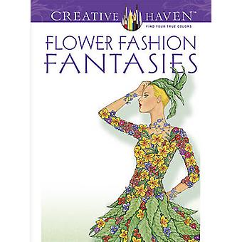 Flower Fashion Fantasies by Ming-Ju Sun - 9780486498638 Book