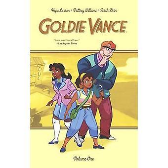 Goldie Vance - Volume One by Hope Larson - Brittney Williams - 978060