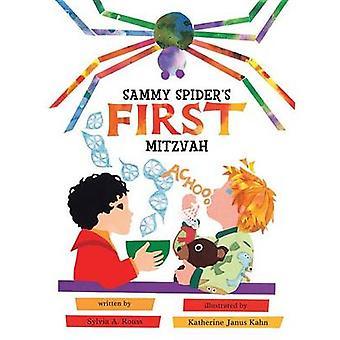 Sammy Spider's First Mitzvah by Sylvia Rouss - 9781467719483 Book