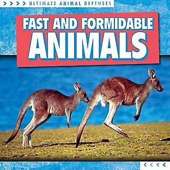 Fast and Formidable Animals by Agatha Gregson - 9781482444261 Book