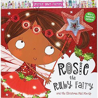 Sparkle Town Fairies Rosie the Ruby Fairy by Thomas Nelson - 97817859