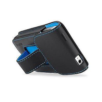 Belkin Verve Cinema Leather Case iPhone 4 with Kickstand