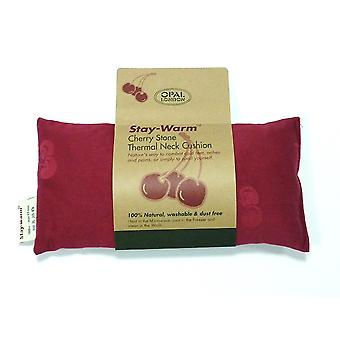 StayWarm Small Cherrystone Thermotherapy Neck Cushion