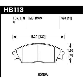 Hawk performance HB113F. 590 HPS