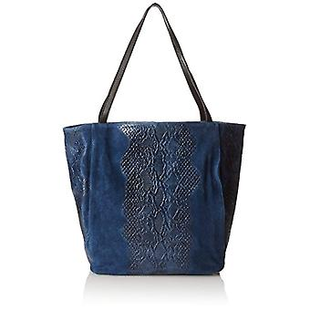 Chicca Bags 80024 Handbag 38 cm Dark Blue
