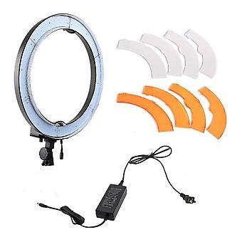 BRESSER BR-RL12 LED Ring Tageslichtlampe 45W/4320 Lumen