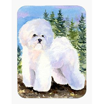 Bichon Frise Mouse Pad / Hot Pad / sottopentola
