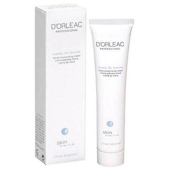 D'Orleac Hand Cream Tube 75 Ml