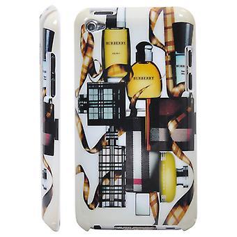 Standaard huid parfums in harde kunststof-iPod touch 4