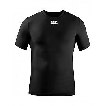Short Sleeve Baselayer - schwarz