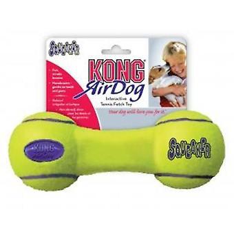 Kong Airdog Squeaker Dumbell pequeña