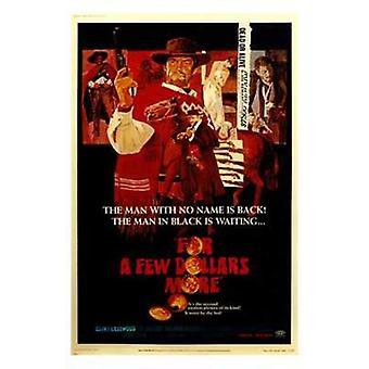 за несколько долларов больше фильм плакат (11 x 17)