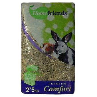 Cominter Pressed hay Homefriends 2.5kg (Small pets , Hay)