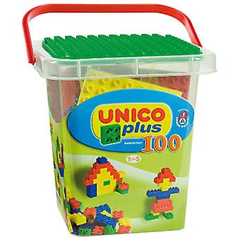 Unico Plus Cube With 100 Pieces