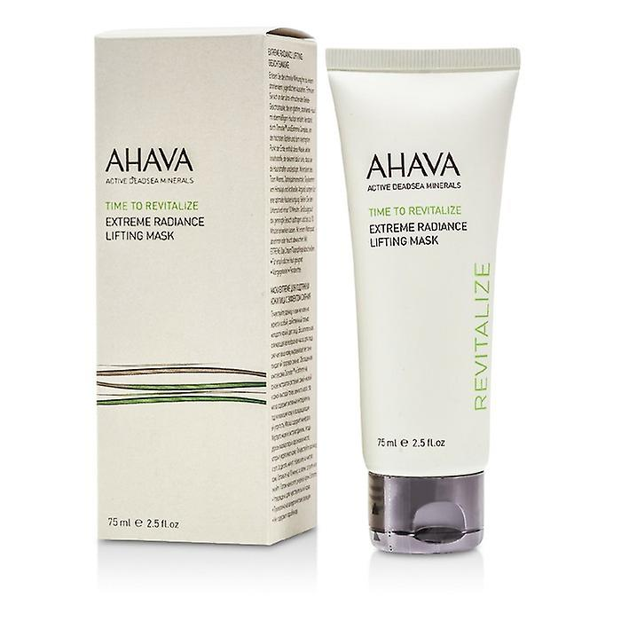 Ahava Time To Revitalize Extreme Radiance Lifting Mask 75ml/2.5oz