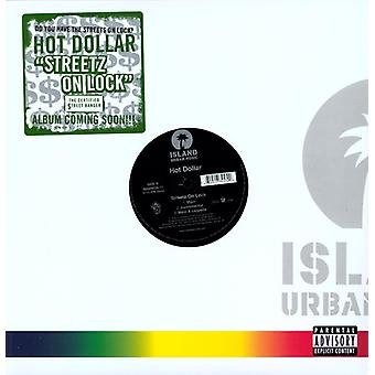 Hot Dollar - Streetz Lock [Vinyl] USA import