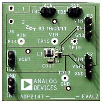PCB design board Analog Devices ADP2147CB-150EVALZ