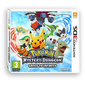Nintendo Pokémon Mystery Dungeon 3Ds (Toys , Multimedia And Electronics , Video Games)