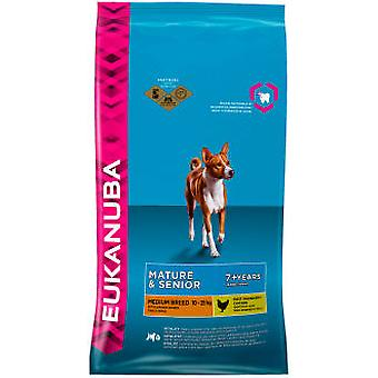 Eukanuba Mature & Senior Medium Breed (Dogs , Dog Food , Dry Food)