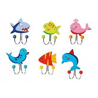 Legler Hooks  Marine Animals  (Babies and Children , Toys , Others)