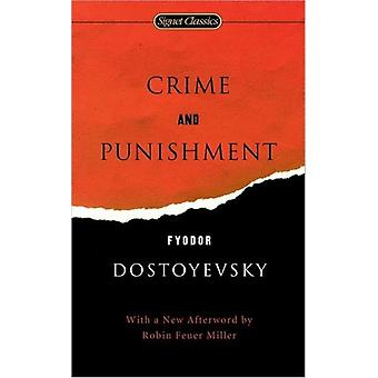 Crime And Punishment by Dostoyevsky Fyodor Stanton Leonard Hardy James D Jr Monas Sidney