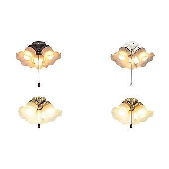 Add-on light kit 3 for CasaFan ceiling fans in various colours