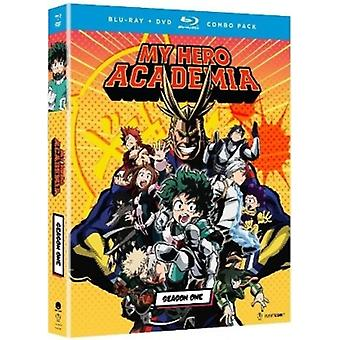 My Hero Academia: Season One [Blu-ray] USA import