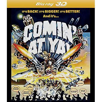 Comin på Ya! [Blu-ray 3D/2D] [Blu-ray] USA import