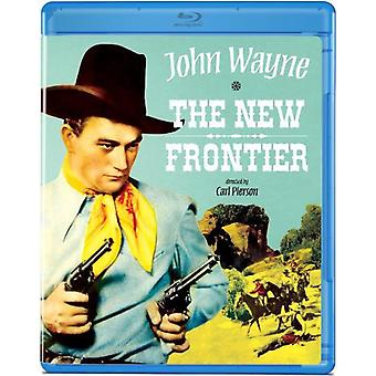 De nieuwe grens [Blu-ray] [BLU-RAY] USA import