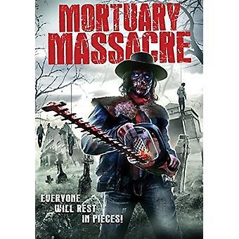 Lighus massakren [DVD] USA importerer